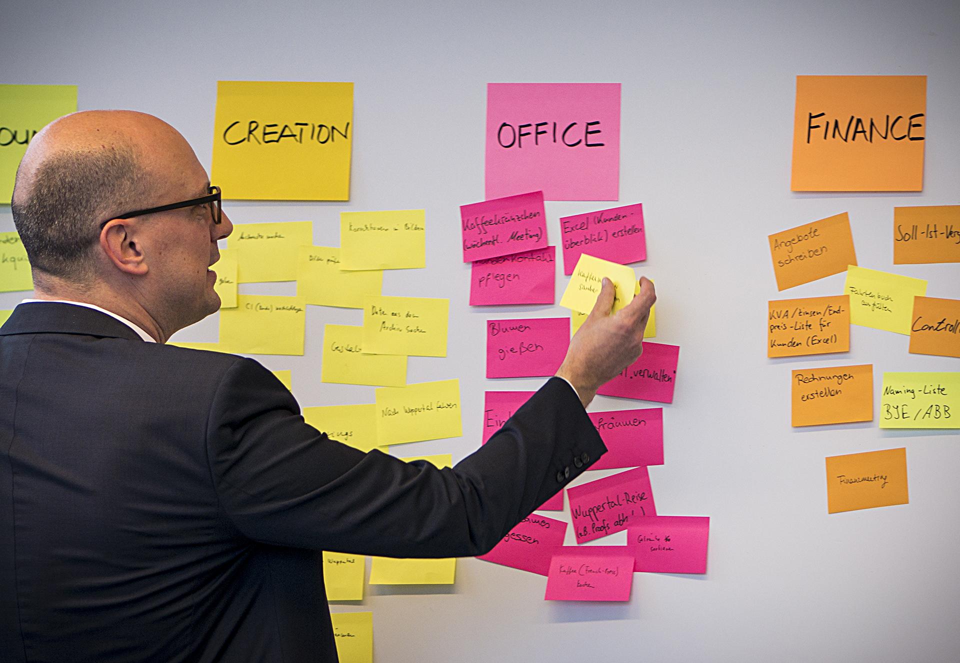 kleinkariert agentur für struktur beratung unternehmensführung