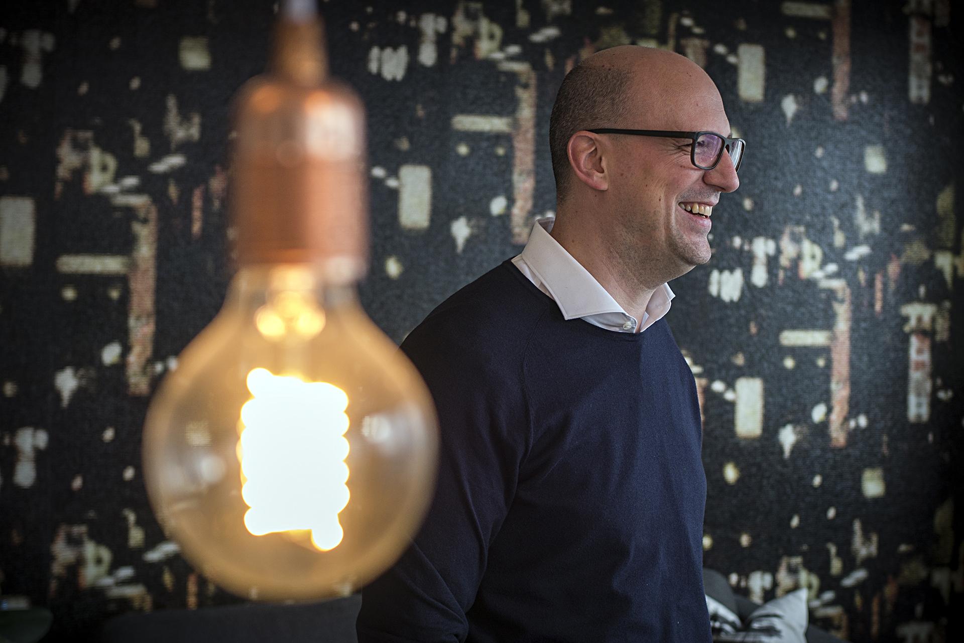 So geht ein Licht auf: Bernhard Probst von kleinkariert über die Entwicklung der Agenturbranche